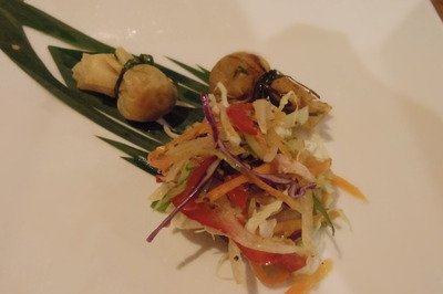 por cuisine(ポーキュージーン) シェムリアップIMGP5050