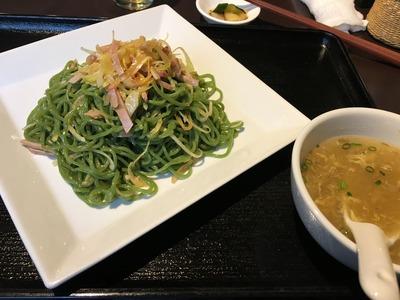 中国菜 膳楽房@飯田橋 里麺IMG_0443[1]