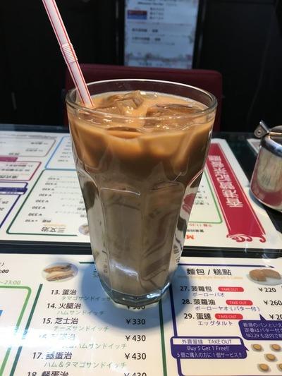 香港贊記茶餐廳(ホンコンチャンキチャチャンテン)飯田橋IMG_0219[1]