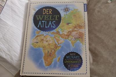 オーストリア フェルトキルヒ 本屋 地図帳IMGP3790