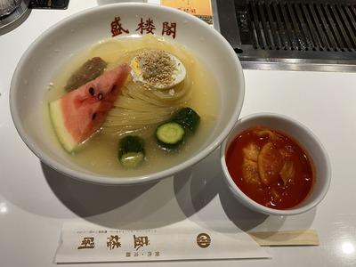 盛楼閣@盛岡冷麺焼肉IMG_6359
