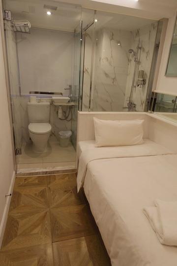 ミニホテルセントラル香港島IMGP5404