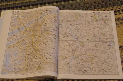 韓国ハングル語世界地図帳集めるマニアコレクターIMGP6987