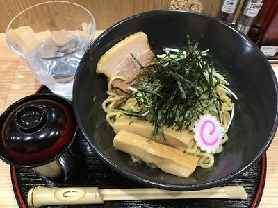 Japanese Noodles 真@大久保【真】油SobaIMG_1685