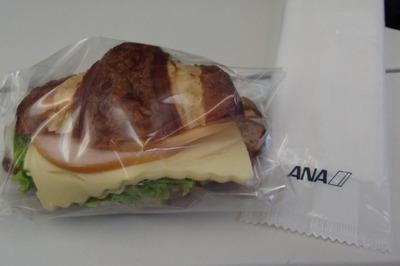 ANA NH848 バンコク 羽田IMGP5347