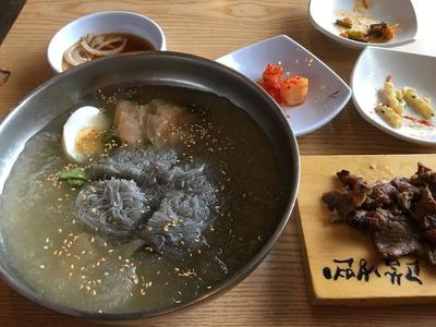 コサム冷麺専門店 新大久保西武新宿IMG_2074