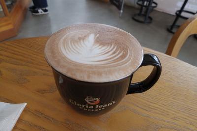 GloriaJean'sCoffeesグロリアジーンズコーヒーIMGP5085