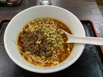 朝天門浅草橋重慶碗炸麺ワンザー麺IMG_6717