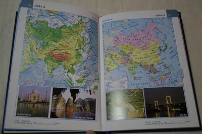 ベトナム語地図帳IMGP2689