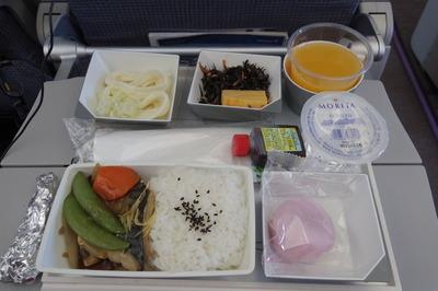 マレーシア航空(MH89便)で成田クアラルンプール機内食へIMGP5872