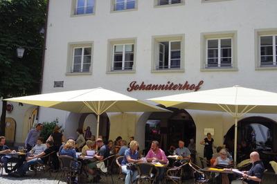 オーストリア フェルトキルヒ johanniterhof ランチIMGP3730