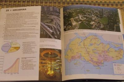 マレーシアマレー語世界地図帳集めるマニアコレクターIMGP6796