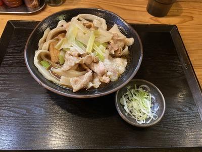 高円寺うどんとこ井ひや肉ひもかわIMG_6604