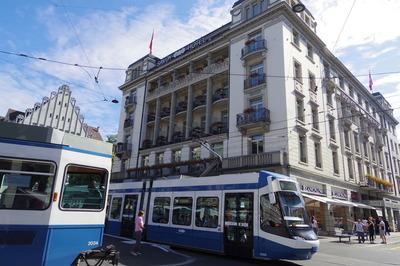 スイス旅行記 チューリッヒ 観光IMGP3881