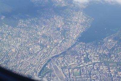 スイス旅行記 ルフトハンザ航空IMGP3972
