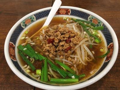 中国料理 龍美 西荻窪 台湾ラーメンIMG_1789