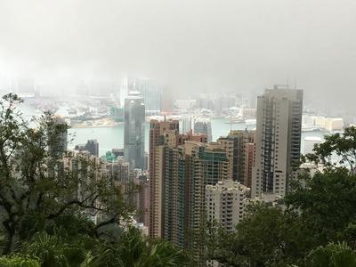 香港 ビクトリアピーク ピークトラムIMG_1914