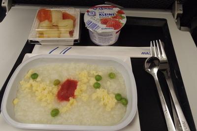 スイス旅行記 全日空 フランクフルト羽田IMGP4003