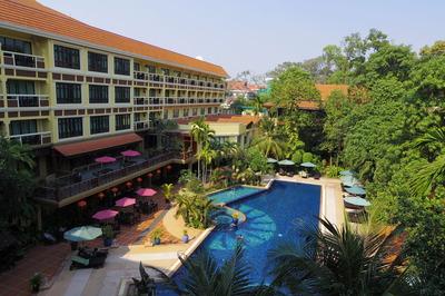 プリンスドアンコール シェムリアップ カンボジアIMGP4997