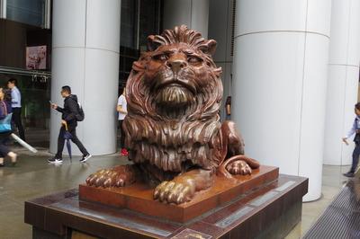 香港 パワースポット ライオンIMGP5371