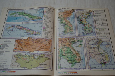 ロシア語地図帳IMGP2684