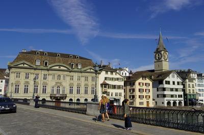 スイス旅行記 チューリッヒ 観光IMGP3898