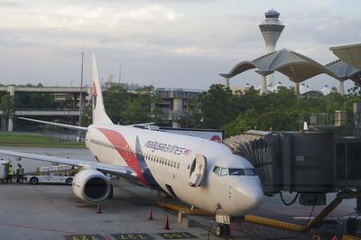 マレーシア航空(MH1456)クアラルンプールランカウイIMGP5890