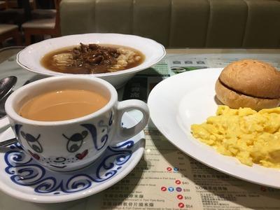 翠華餐廳(すいかレストラン)@香港島セントラルIMG_1912