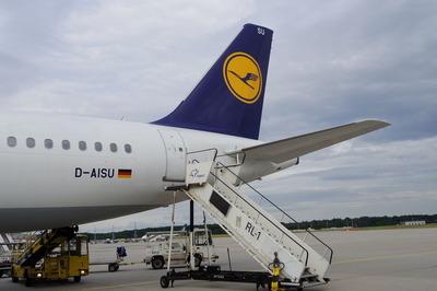 スイス旅行記 ルフトハンザ航空IMGP3981