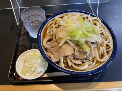 角萬向島店東京スカイツリー駅押上浅草極太蕎麦IMG_6722