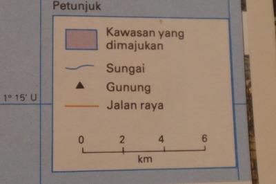 マレーシアマレー語世界地図帳集めるマニアコレクターIMGP6790