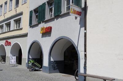 オーストリア フェルトキルヒ 本屋 libroIMGP3745