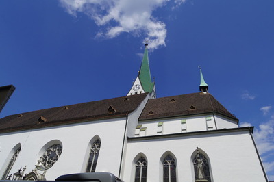 オーストリア フェルトキルヒ 旅行記IMGP3757