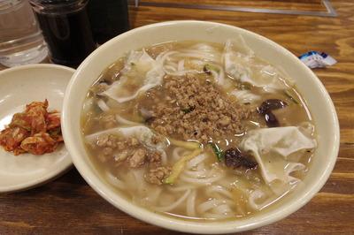 明洞餃子 カルックスIMGP4816