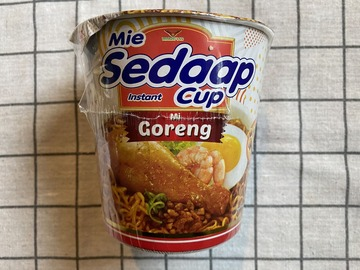 Mie Sedaap の Mi GorengIMG_5895