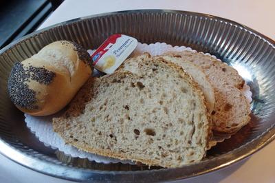 チューリッヒ アンバサダーホテル レストランオペラIMGP3821