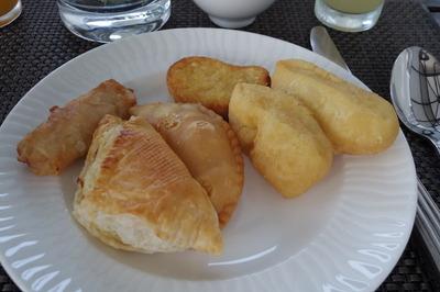 ダナランカウイ朝食ビュッフェIMGP6060