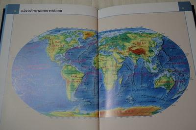 ベトナム語地図帳IMGP2688