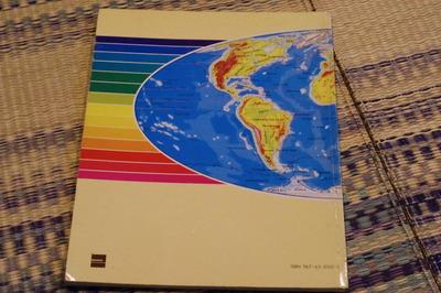 マレーシアマレー語世界地図帳集めるマニアコレクターIMGP6807