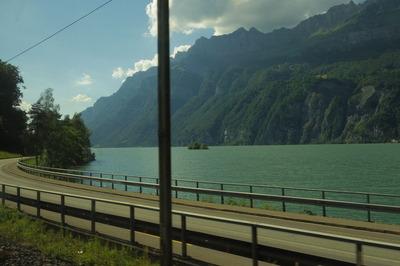 スイス旅行記 サルガンス チューリッヒIMGP3784