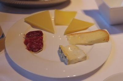 チューリッヒ アンバサダーホテル レストランオペラIMGP3824