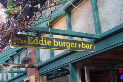 バンフ旅行記 eddie burger エディバーガーIMGP1795