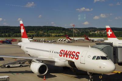 スイス旅行記 チューリッヒ国際空港IMGP3964