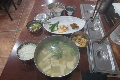 武橋洞プゴクッチ 干し鱈のスープ 市庁 光化門IMGP4829