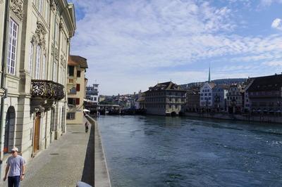 スイス旅行記 チューリッヒ 観光IMGP3893