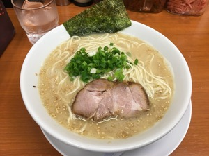 とんこつ亭 荻窪 四面道交差点IMG_0150[1]