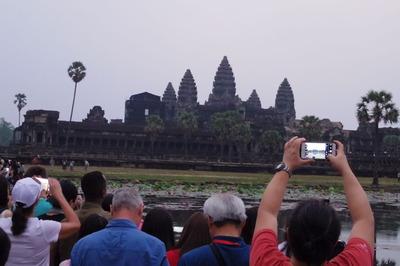 アンコールワット シェムリアップ カンボジア 観光IMGP4932
