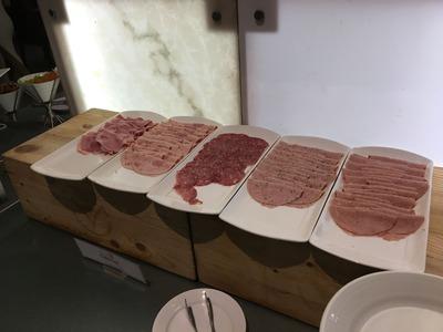 ノボテルバンコクスワンナプームエアポート 朝食ビュッフェIMG_1647
