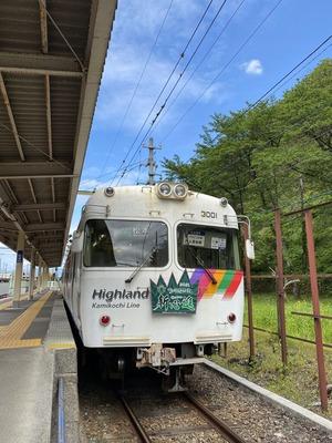 アルピコ交通上高地線松本新島々駅IMG_6070