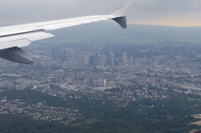 スイス旅行記 ルフトハンザ航空IMGP3979